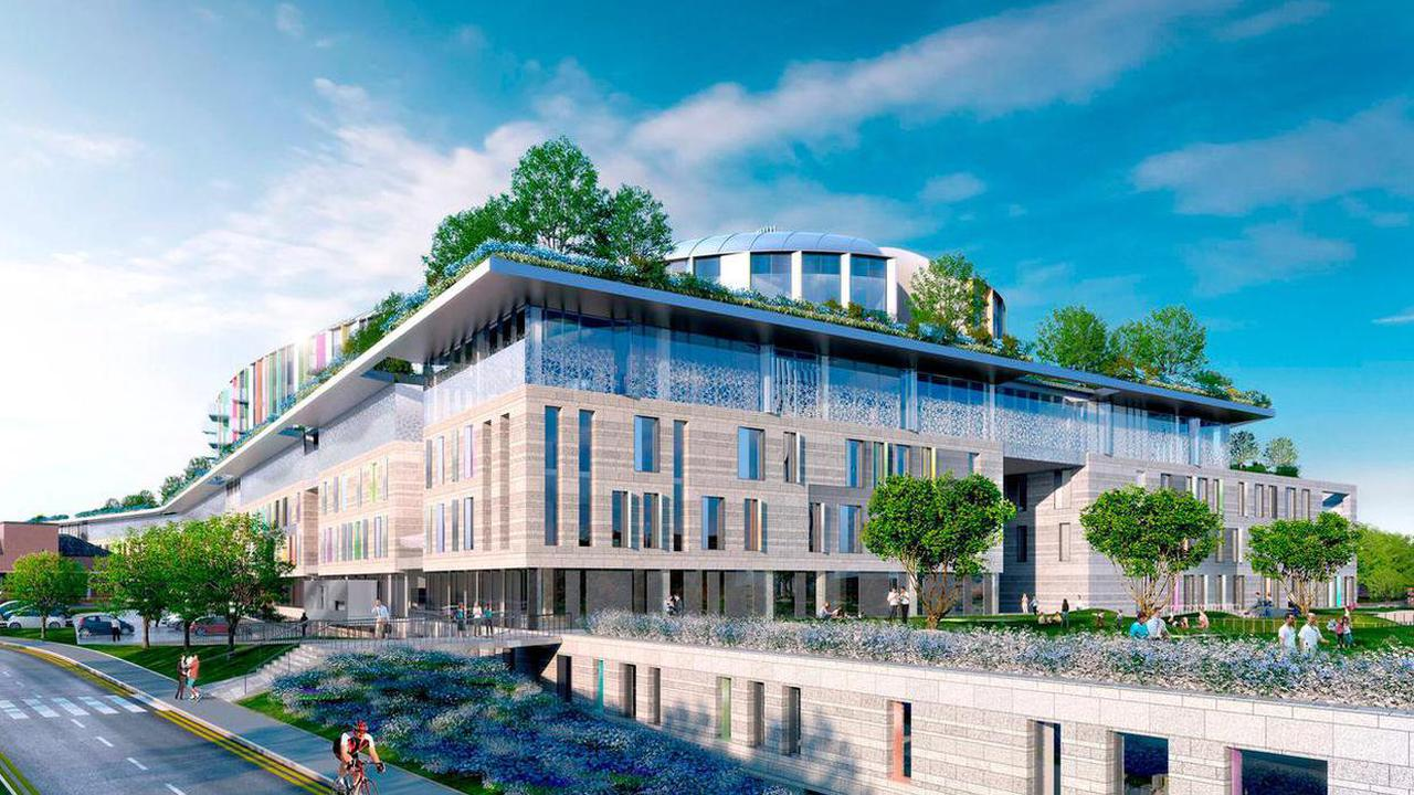 Children's hospital contractor files lawsuit to recover €20m in extra fees