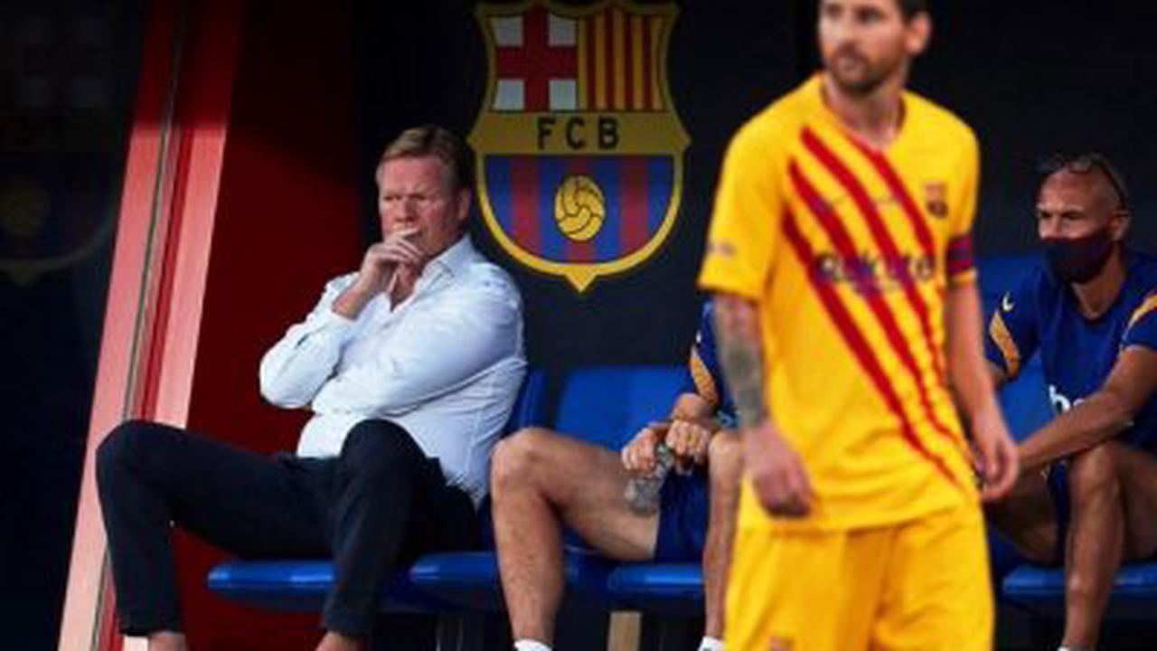 Barcelona boss Ronald Koeman doesn't believe any coach will affect Lionel Messi's decision on future (Video)