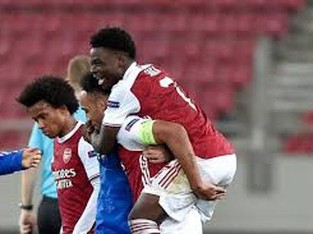 Bukayo Saka Once Again Saves Arsenal Against Benfica