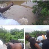 RDC/Kinshasa : 3 fidèles d'une église évangélique dont un couple noyés pendant leur baptême