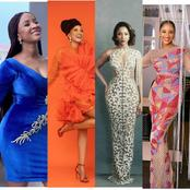 Beautiful Photos Of Adesua Etomi In Exotic and Elegant Gowns