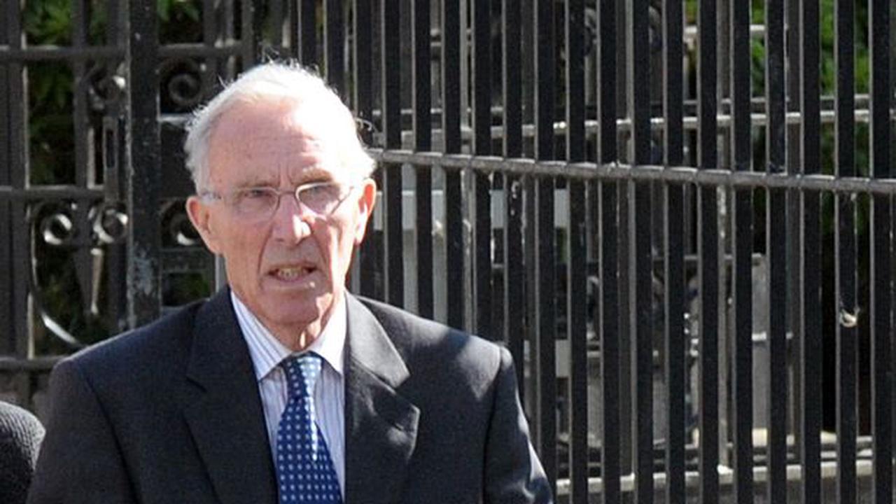Pervert teacher, 80, jailed for second time over abuse of female pupils