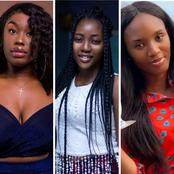 Beautiful Unseen Photos Of Kuami Eugene, Fameye And Kofi Mole's Girlfriends