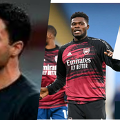 'Partey On The Right Step To Arsenal XI After His Return Against Crystal Palace' -Mikel Arteta