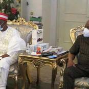 Senator Kwankwaso Pays A Courtesy Visit To Governor Wike [PHOTOS]