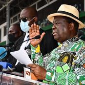 Opposition ivoirienne- Hyacinthe Nogbou (Cojep): '' Les partis politiques ont trahi les Ivoiriens''