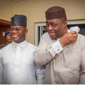 Mixed Reactions As FFK Lashes Out At Those Who Say Yahaya Bello Shouldn't Run For Presidency In 2023
