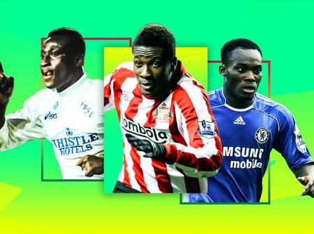 Video- Incredible Premier League scores By Ghanaians