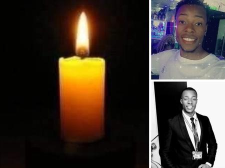 Rest In Power-See Heartfelt Message People Pens Down For Anthony Okechukwu.