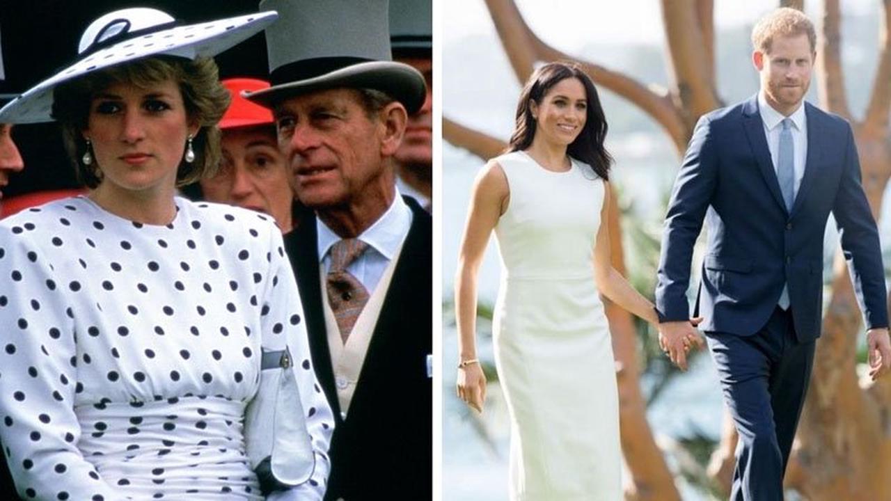 Meghan Markle's Big Princess Diana Snub REVEALED