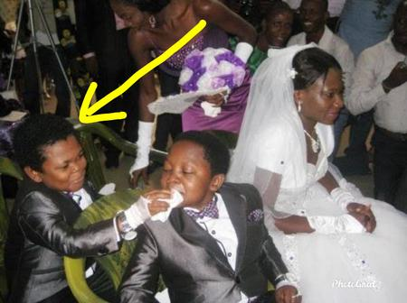 Meet The Single Nollywood Star Who Was A BestMan For Two Famous Actors (Photos)