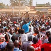 Check Out Ruto and Raila Odinga's Crowd Compared