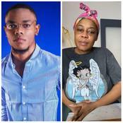 Le jeune comédien gabonais Clovis Nzong tombe amoureux d'Emmanuelle Keita et lui adresse une lettre