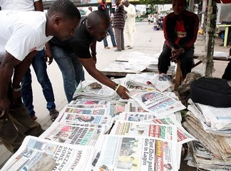 Nigerian Newspaper Headlines For Today, Thursday, 4th June, 2020