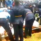 Pauline Wakasa's Father Reveals Family Of Matiangi's Aide Refused To Let Her Kids Attend Her Burial