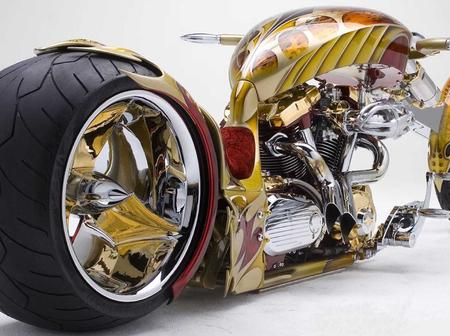 This Motorbike Is So Expensive (Photos).