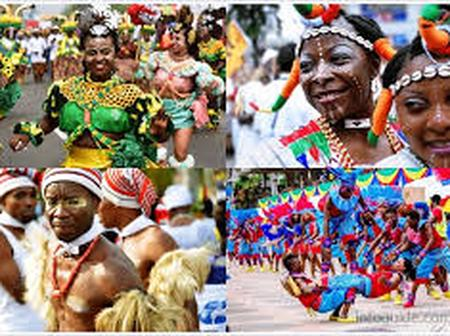 List of December 2020 Carnivals in Nigeria and their Dates.