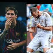 After Karim Benzema Scored A Goal Today, See How The LaLiga Golden Boot Table Changed