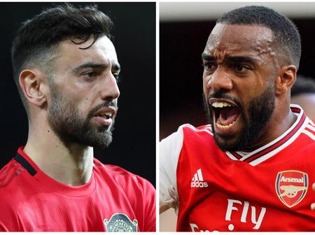 Lacazette scores to move closer to Bruno on the Golden boot table (see full table)