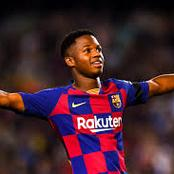Barca highly rated youngster has been nominated for the LaureusSport world Breakthrough of the year