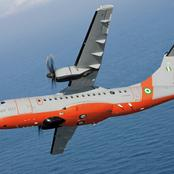The Nigerian Air Force ATR42-500MP Aircraft: Nigeria's Eyes In The Sky.