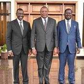 Could This be Ruto's Political Plan to Elope Uhuru Kenyatta's Trap?