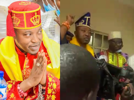 The Yoruba Presidency coming up is the future of our children and it's not negotiable- Oluwo insists