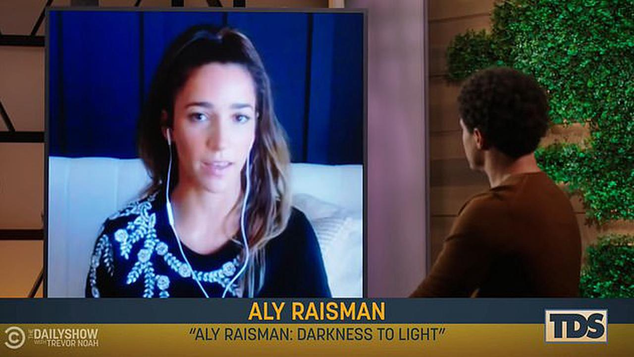 'It's a privilege that my abuser is in jail': Aly Raisman speaks up for sexual abuse survivors who don't feel safe going to law enforcement - and warns that 'abuse isn't just something you suffer in the moment'