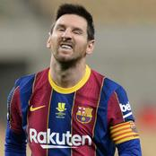 New Barcelona president reveals his plan for Lionel Messi