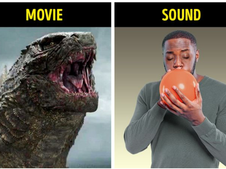 Facts About How Sound Effects Are Made In Our Favorite Movies