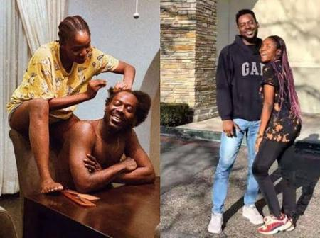 Check Out Lovely Photos of Adekunle Gold Spending Quality Time with his Wife Simi
