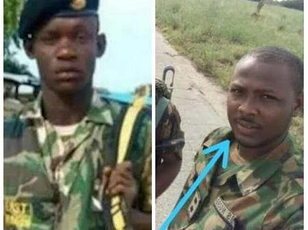 Nigerian Soldier Sentenced to Death By Firing Squad After Killing Newly Married Colleague
