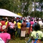 Drama in Machakos After A Woman Does The Unthinkable to Her Father-In-law On her Birthday