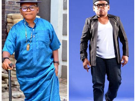 See 23 Pictures of Osita Iheme as he celebrates his Birthday today