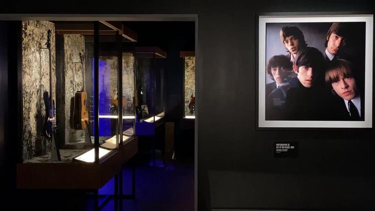 """Vélodrome. Le public au rendez-vous pour """"The Rolling Stones Unzipped"""" - Marseille - Culture"""