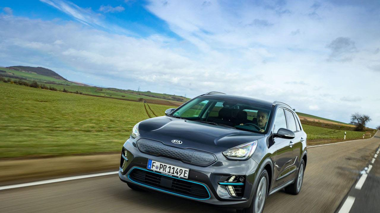 Kia bietet Uber-Fahrern Elektroautos zu Sonderkonditionen an