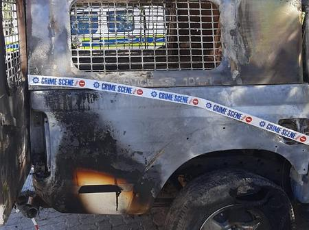 Cops in West Rand attacked for doing this. Check here