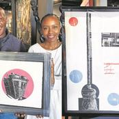 A 27-year-old from Soweto is showing his talent. Check here