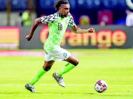 Opinion: Why Alex Iwobi Covid-19 Test Should Be investigated