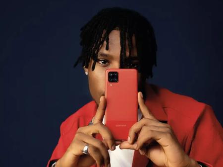 Samsung mobile unveils Joeboy as Galaxy Aseries ambassador.