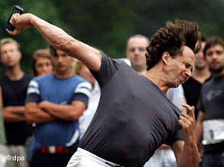 Feel like stoning ur phone due to frustration? 'Phone throwing' is a national sport in Finland