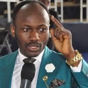 God Is Not An Headmaster, He Doesn't Flog Late Comers - Apostle Johnson Suleman Says