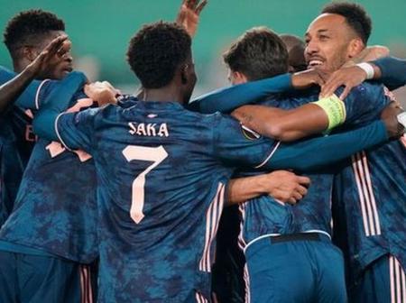Rapid Vienna 1-2 Arsenal: The Gunners begin the Europa League