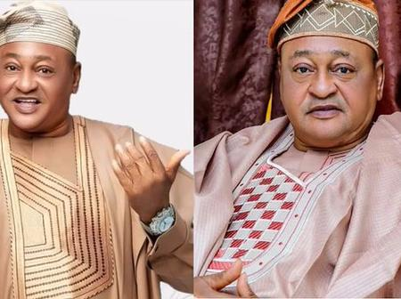 Nollywood Actor, Jide Kosoko Reveals Why He Married 4 Wives