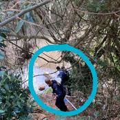 In Shock| SEE what they found in KZN Mlenzana River.