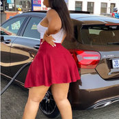The Famous Curvy Teacher Shares Pictures That Turned Heads Around