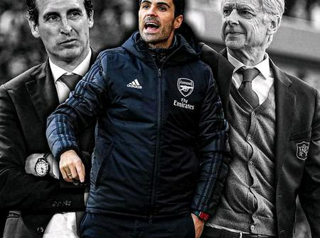 Mikel Arteta's Future at the Emirates is hinged on Arsenal next Five EPL fixture performance.