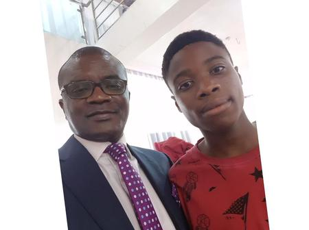 Boy Who Returned Missing Phone To Owner At A Wedding Gets Rewarded