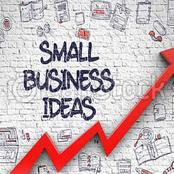 Business Minds, Checkout These Small Business Ideas To Make Money.