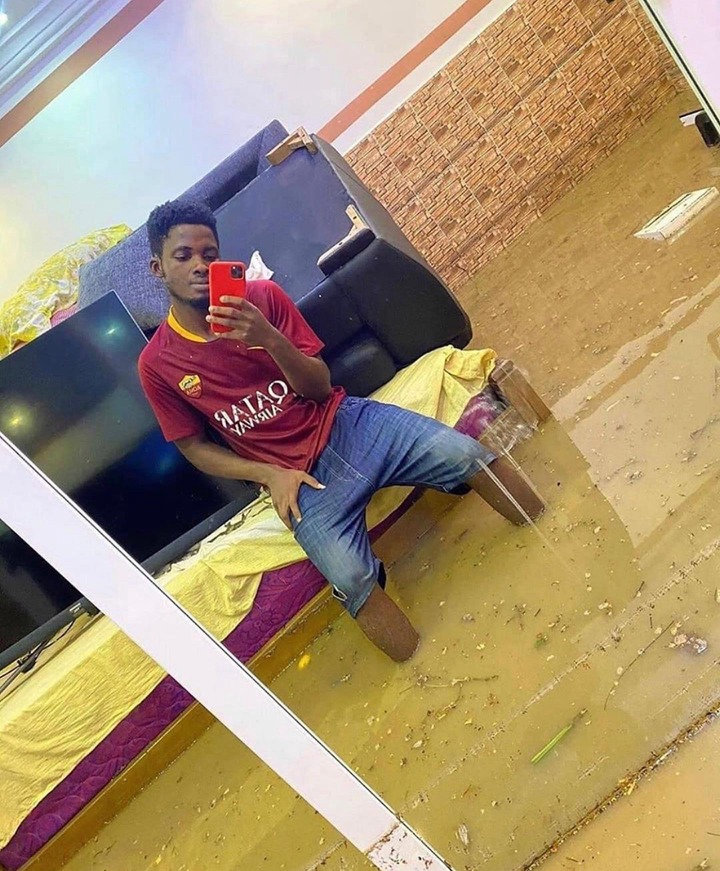 834881d91148b7052dd83b8aefeb1bb3?quality=uhq&resize=720 - Ghana Flood Pose Challenge? Guy Poses In His Room Full Of Water After Hours Of Rainfall (Photos)